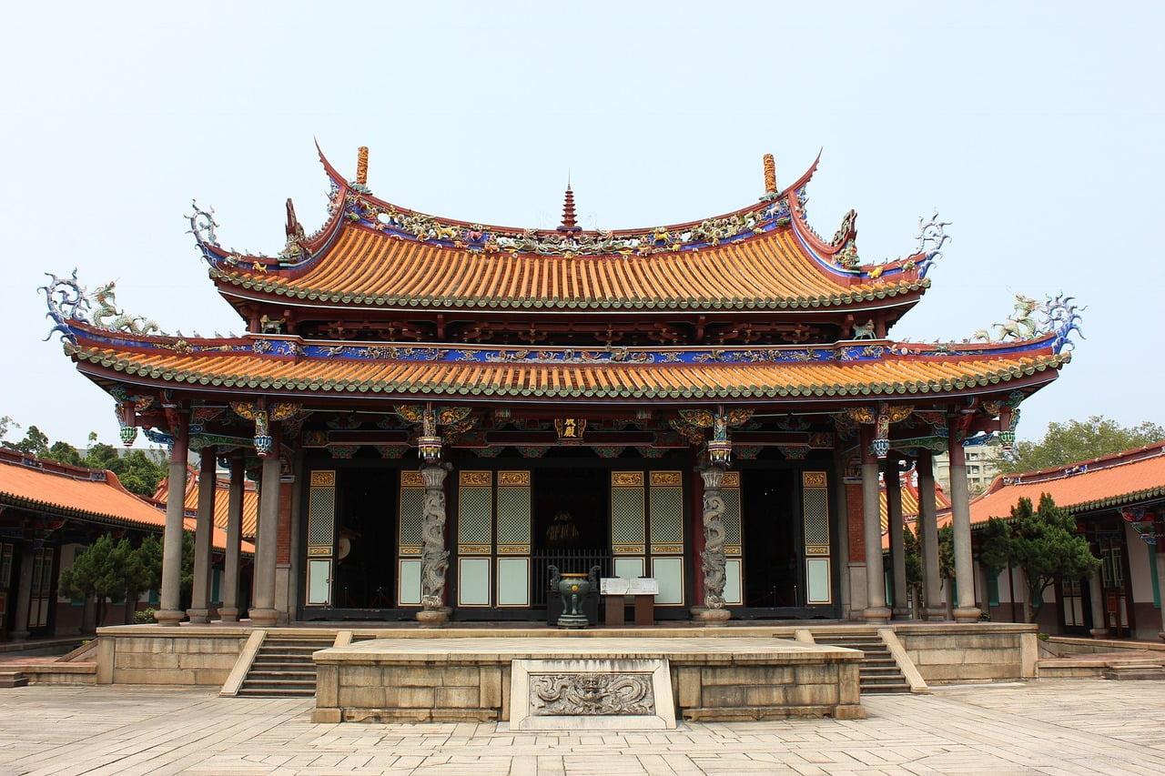 Kelenteng - Taiwan - 11